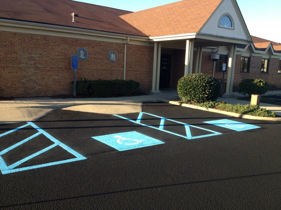 Pin by Complete Sealcoat & Striping on Virginia Beach