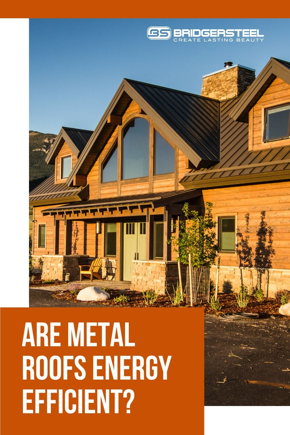 Are Metal Roofs Energy Efficient In 2020 Metal Roof Energy