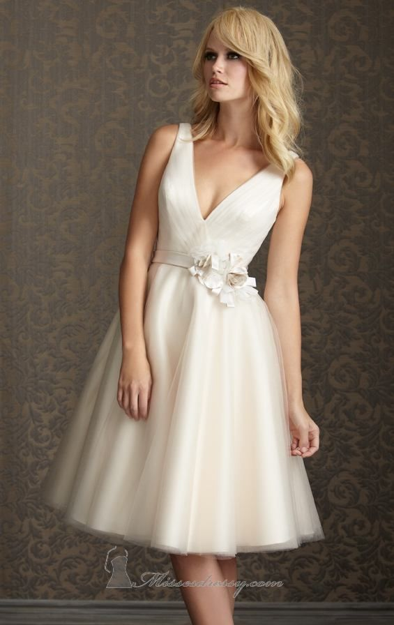 Allure 2507 By Bridals Romance Has Long And Short Bridal Gowns For Under 600