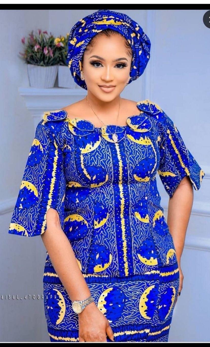 20 idées de Robe pagne africaine en 20   mode africaine, mode ...