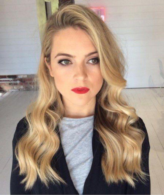 Frisuren Das Große Blond 1x1 Gold Platinum Blond Teinture In