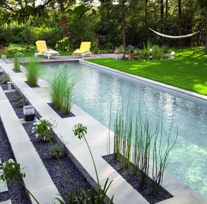 Garten pool design pools for home best garten ideen for Pool design pinterest