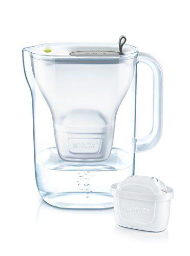 Brita Style Water Filter Jug And Cartridge Soft Grey Brita Https Www Amazon Co Uk Dp B01mzzif5w Ref Cm Sw R Pi Dp U Water Filter Jugs Brita Style Filter Jug