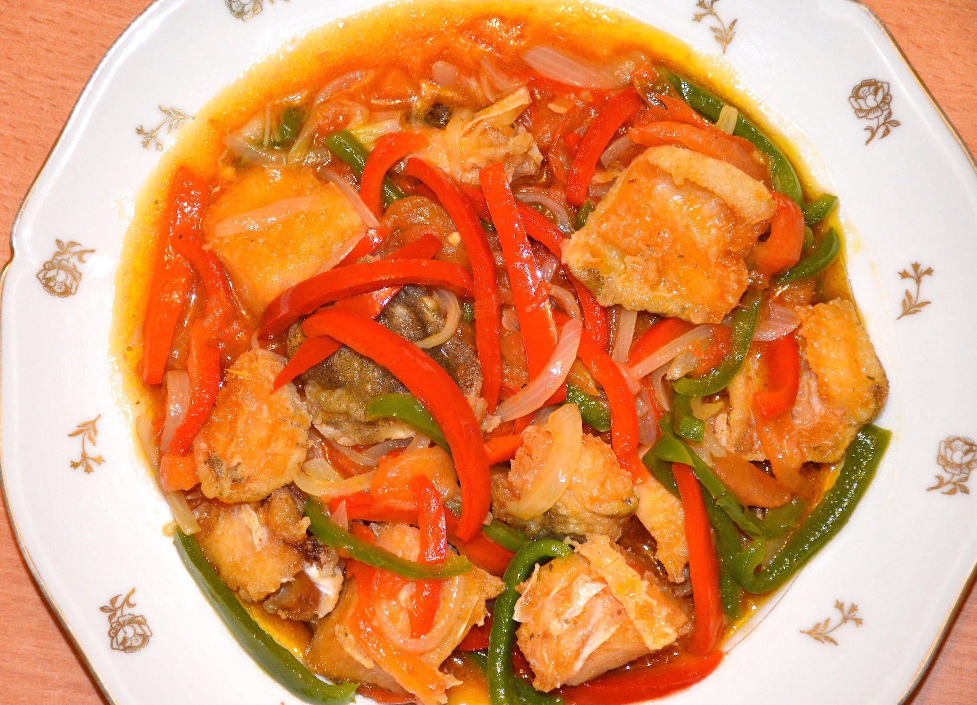 Recette poisson sal avec sauce cuisine la cuisine for Aux beaux rivages la cuisine