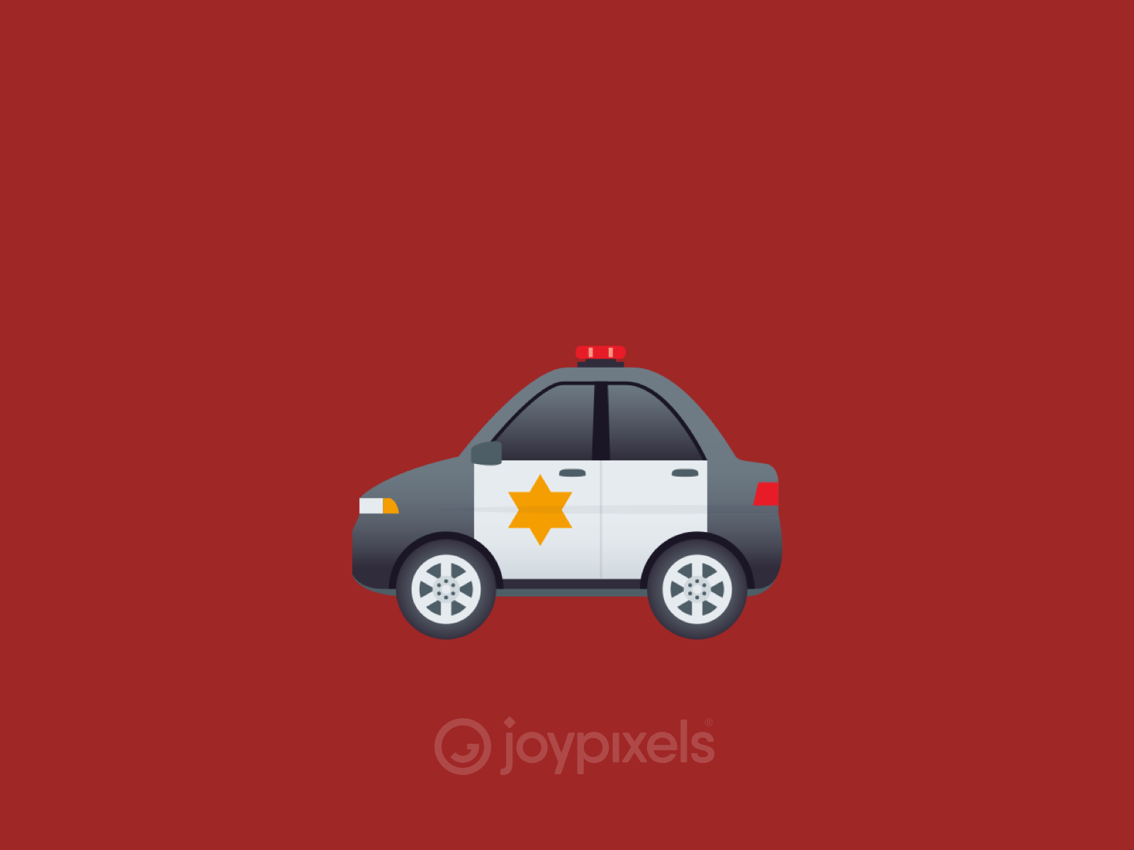 Joypixels Police Car Emoji Emoji Car Emoji Police Cars