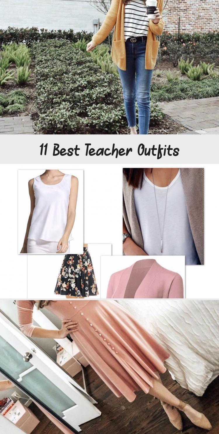 27 Best Teacher Outfits in 27  Cute teacher outfits, Spring