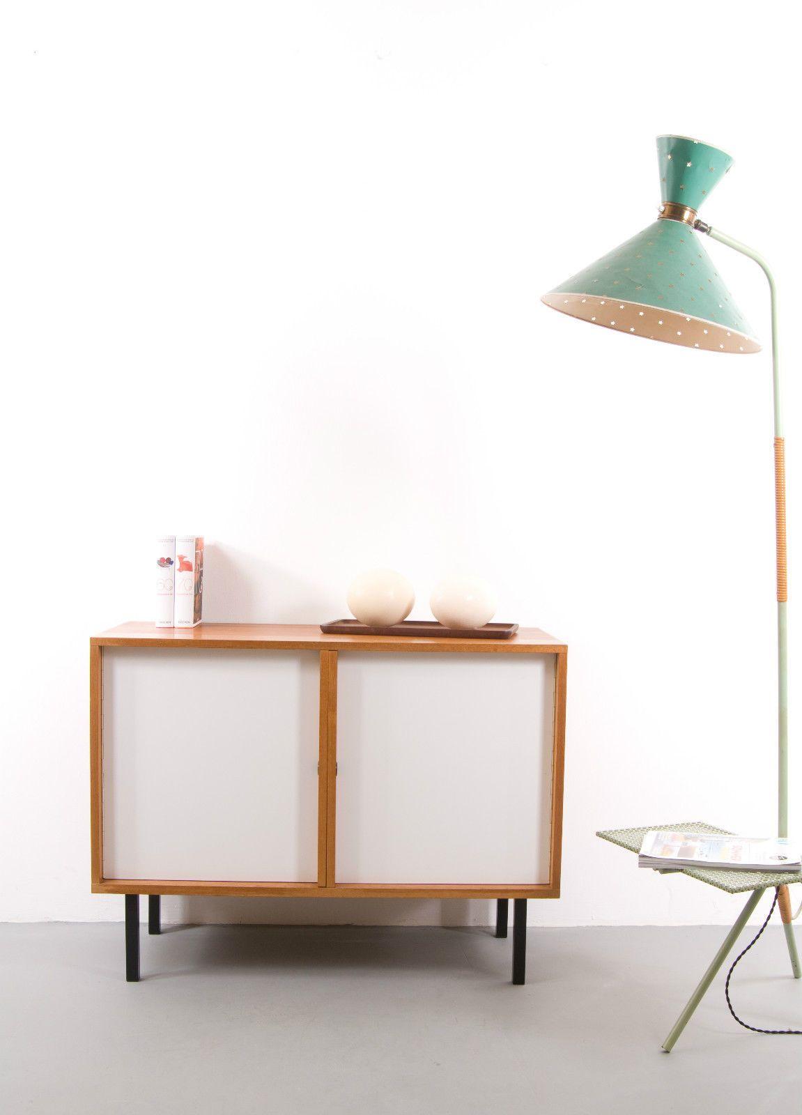 Anspruchsvoll Kleines Sideboard Beste Wahl Schöne Sideboard, In Teak Holz. Leuchte Aus
