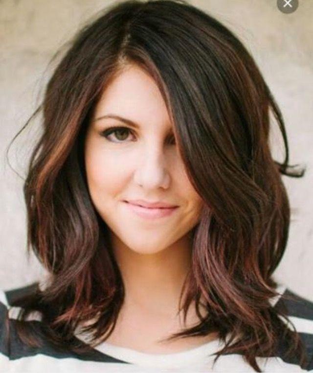 Pin By Morgan Lynn On Cute Hair Pinterest Hair Style Shoulder