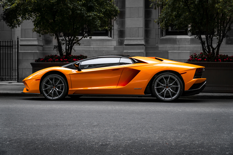 Super Cars Car Wallpapers Lamborghini Aventador Wallpaper Sports Car
