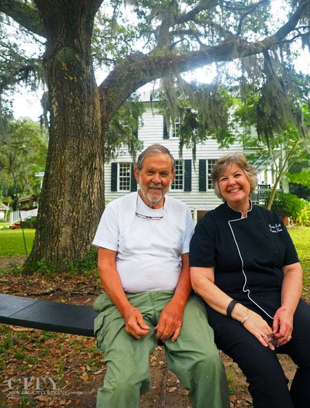 Current owners of Hopsewee Plantation Raejean and Frank Beattie. #CityStyleandLiving #MyrtleBeach #TravelUSA #travel #SouthCarolina @myrtle_beach @mymyrtlebeach From: http://www.citystyleandliving.blogspot.ca/2015/10/48-ways-myrtle-beach-will-capture-your.html