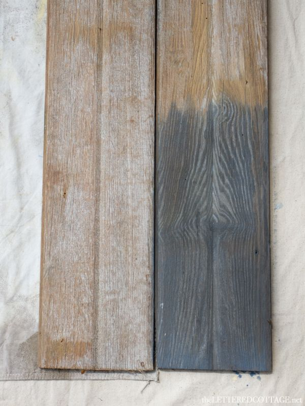 Keith S Living Room Makeover Barnwood And Bookcases Barn Wood