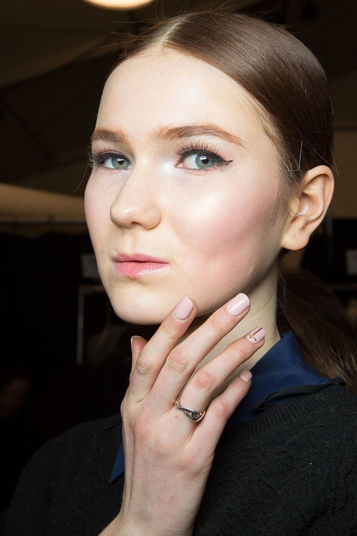 Erin Fetherston Fall 2015 | Broadway nails, Fall manicure and Manicure