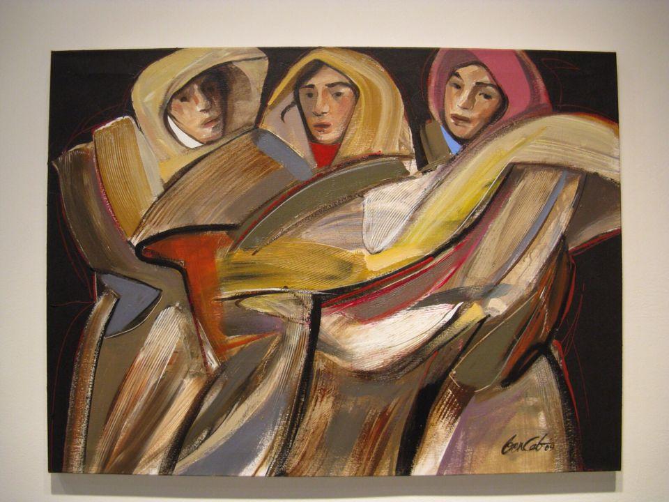 BenCab Filipino art, Painting, Art