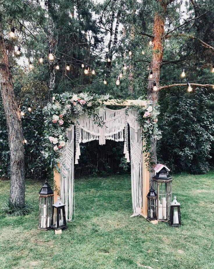 145 Best Macrame Wedding Ideas images | Boho wedding, Wedding, Macrame