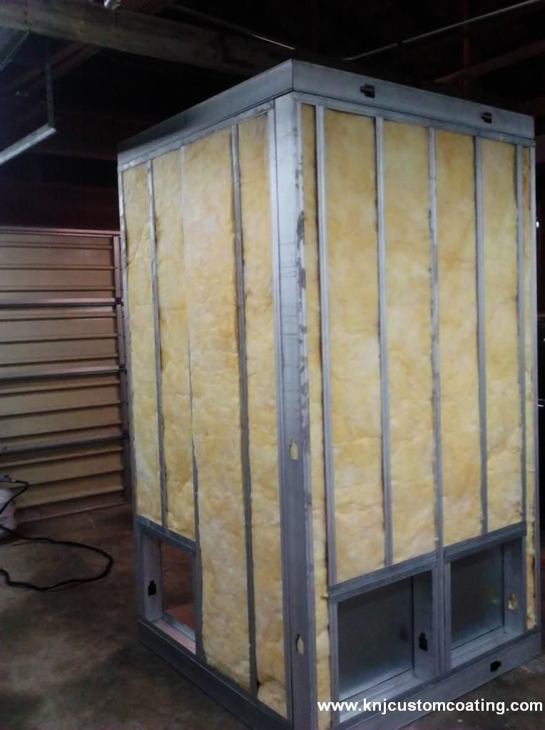 Learn how to build a Powder Coating Oven Step by Step ...