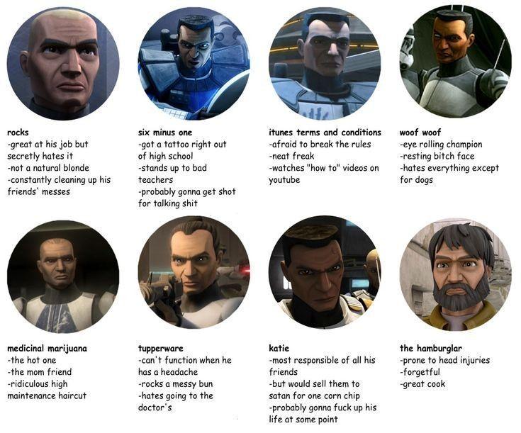 Star Wars the Clone Wars MEMES – ~ 162 ~