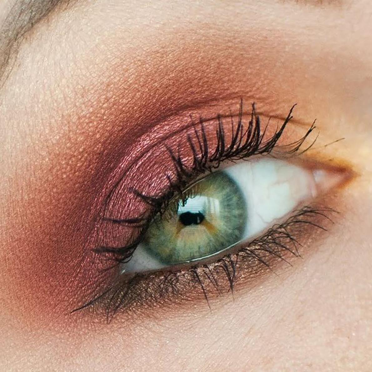 8 maquillages pour les yeux verts, vus sur Pinterest