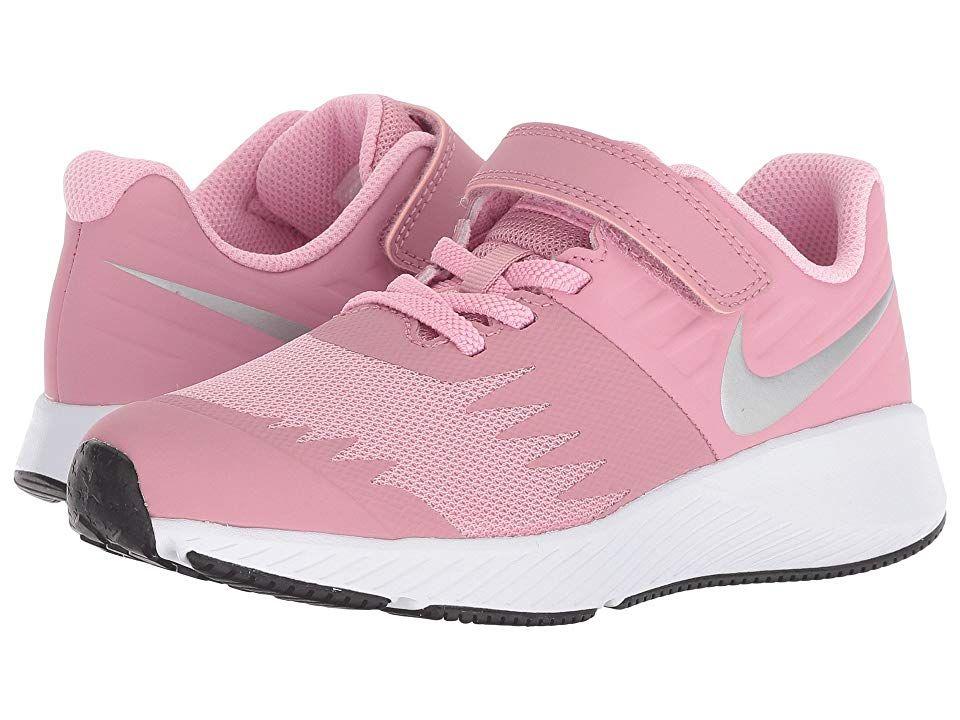 e9f688739a724 Nike Kids Star Runner (Little Kid) Girls Shoes Elemental Pink ...