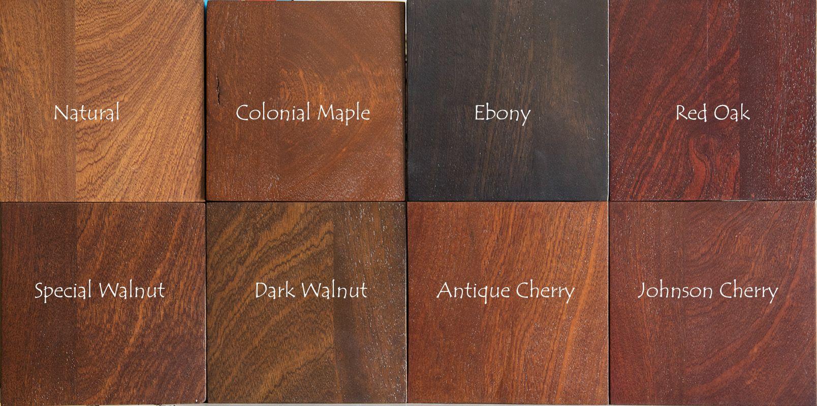Sapele Mahogany Stain Samples Mahogany Stain Staining Wood Wood Doors