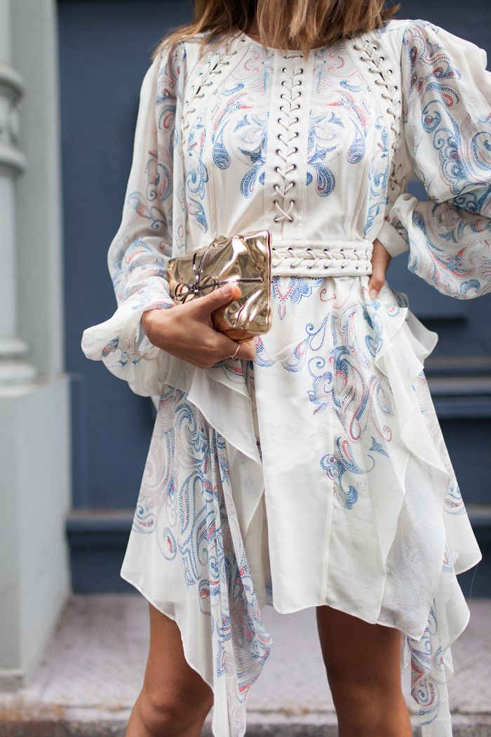 98b8384909d5 Check out these street style looks you can wear immediately. NYFW 2015 DAY  ONE IN BCBG BCBG Runway Isidora ...