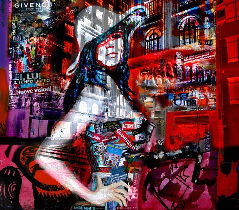 Claudia Furlani - visual artist