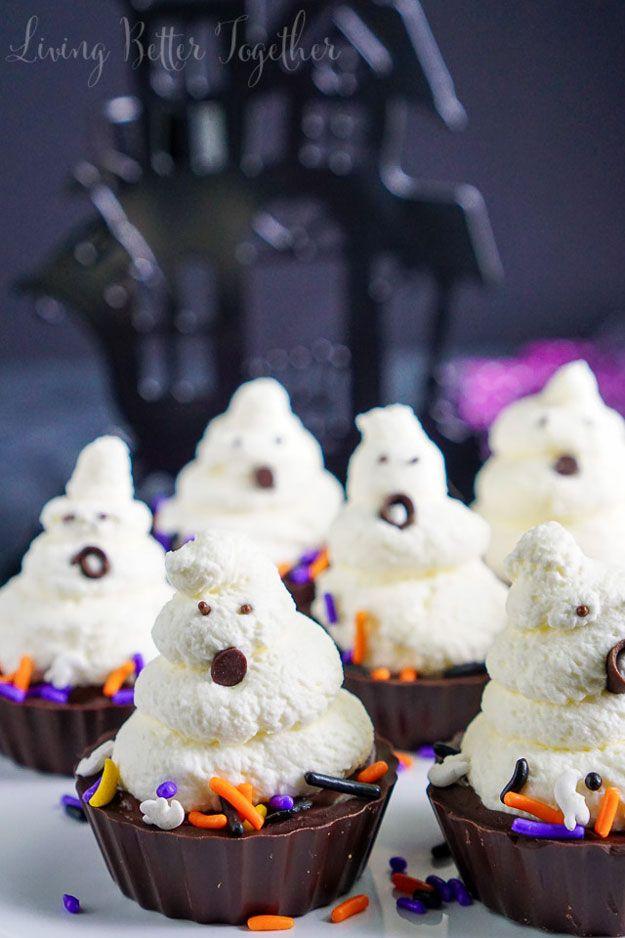 21 spooky halloween dessert ideas - Unique Halloween Desserts