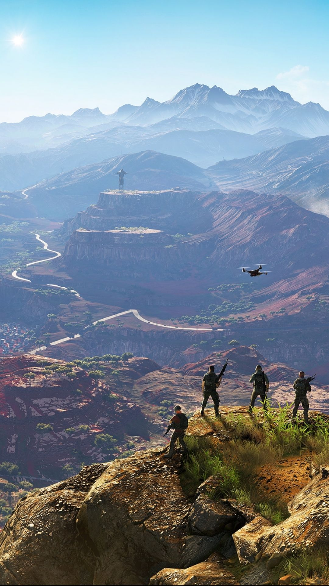 Tom Clancys Ghost Recon Wildlands Wallpapers Images Photos Tom