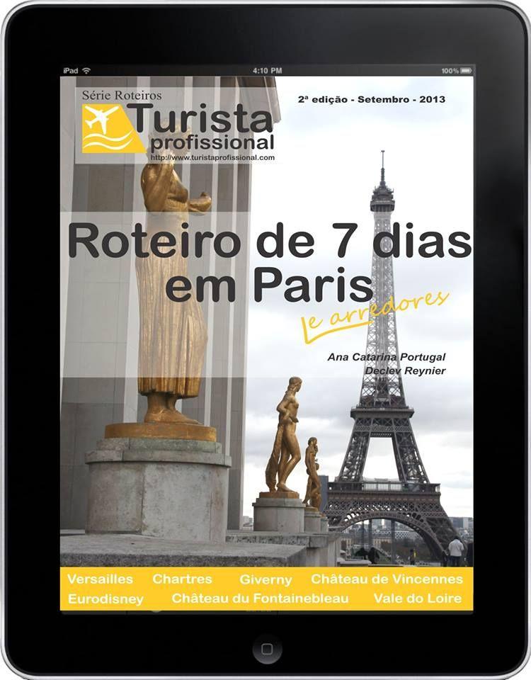 Roteiro de 7 dias Paris | Paris, Guia de viagem, Viagem paris