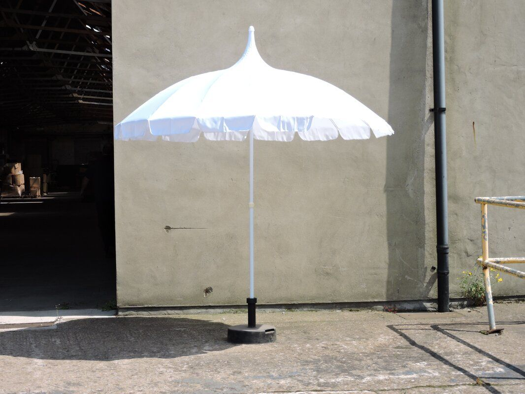 Bay Isle Home Easington 10.10m Traditional Parasol  Wayfair.co.uk