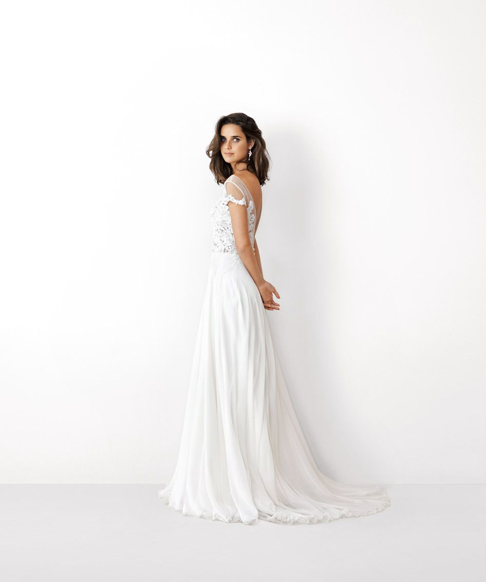 Naviblue 2019 Wedding Dresses Dolly Collection: Bridal Couture, Boho Wedding