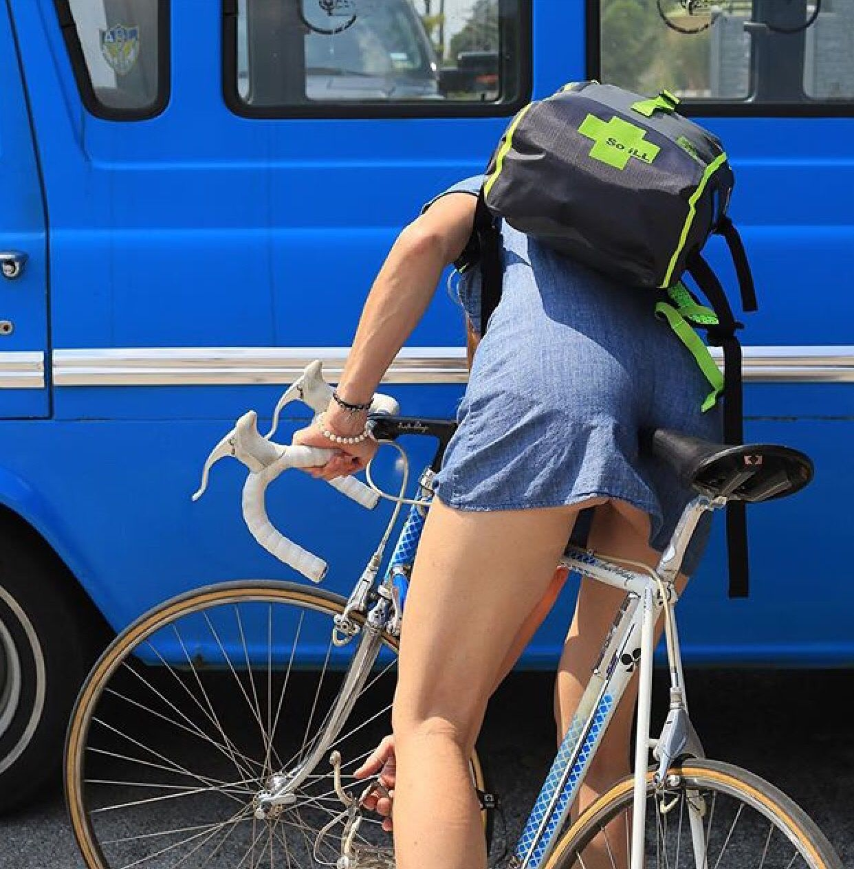 Curves And Lines Women And Bikes Sexy Bike Pinterest