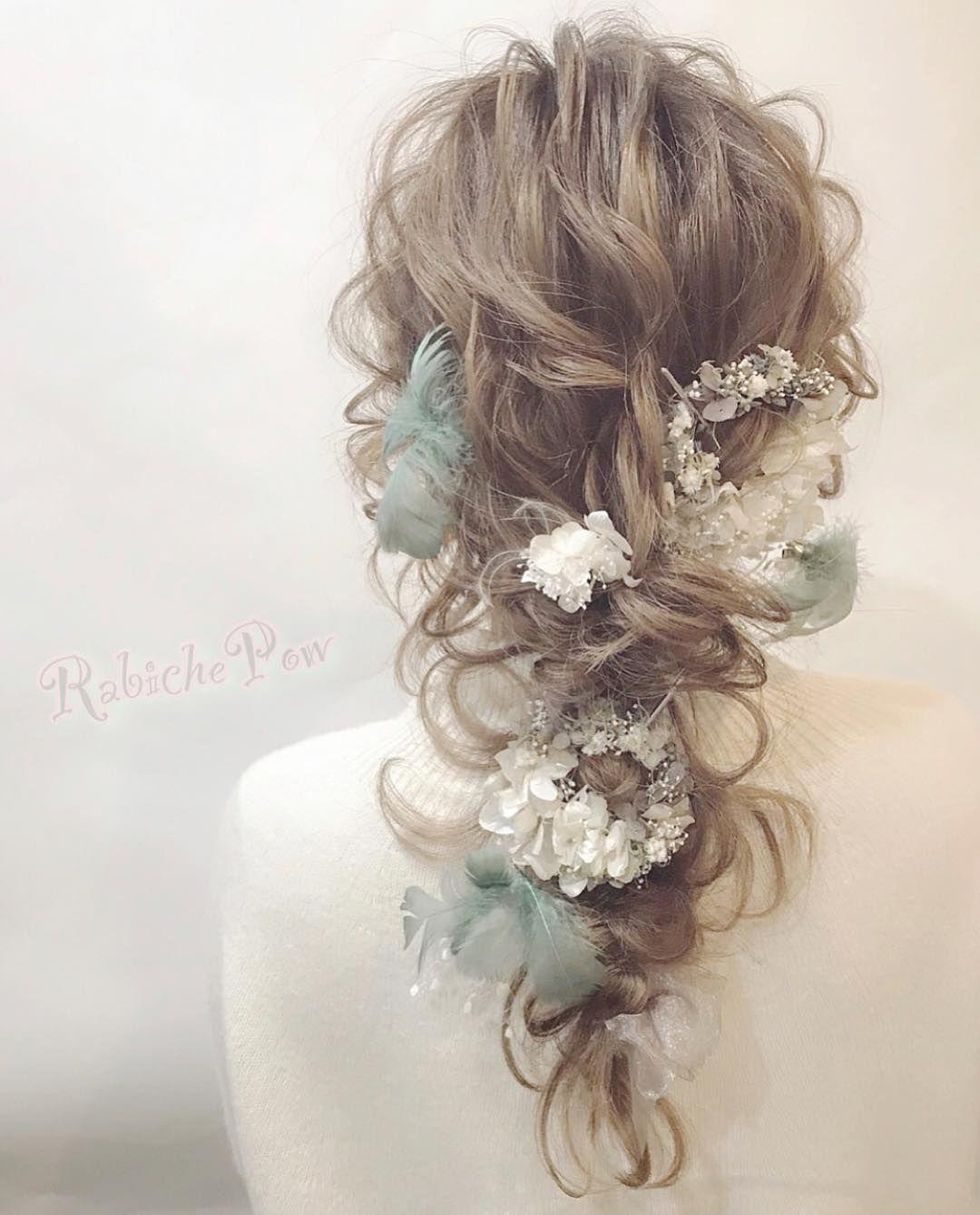 プレ花嫁の結婚式準備アプリ ウェディングニュース さんはinstagramを利用しています Weddingnews Editor 素敵すぎる 編み下ろし 10選 こちらのお写真は Rabichepow Chihiro さんからリグラムさせていただきました ありがとうございました Frau