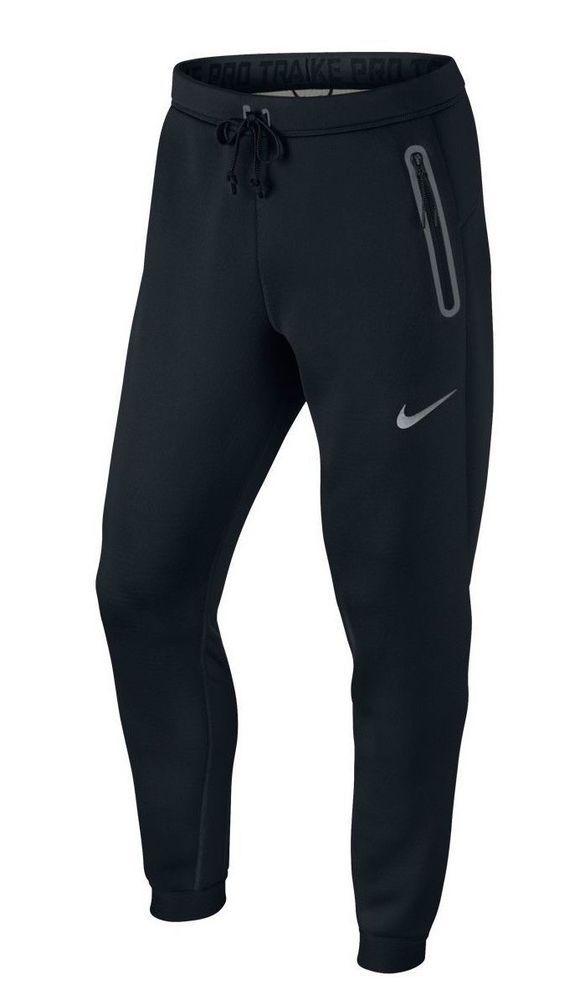 a820d55301345 MEN'S NIKE THERMA-SPHERE MAX TRAINING PANTS 688477-010 Black M L XL #Nike # Pants