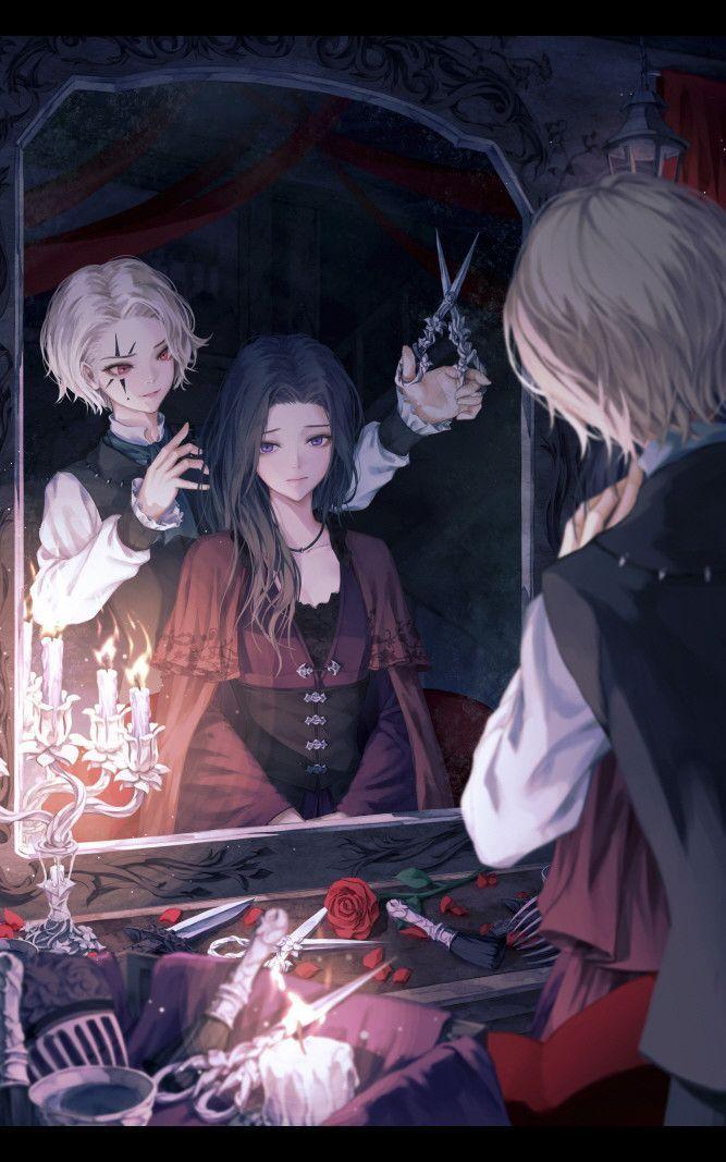 Photo of Schere, Dong Geun Lee auf ArtStation unter www.artstation.co … – – anime – #An …