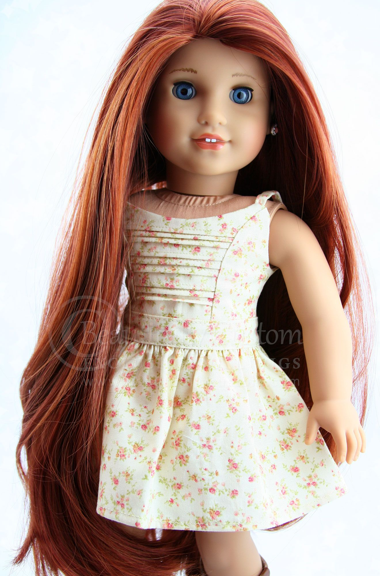 Wigs For American Girl Dolls 117