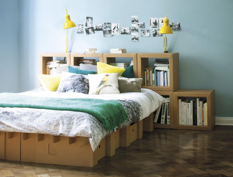 Möbel aus Pappe sind trendy und günstig | Möbel aus pappe, Pappe und ...