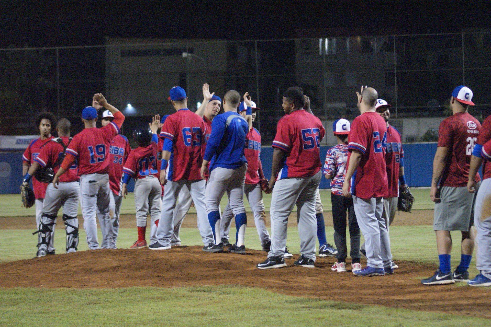Dominan Accion Del Viernes Ceiba Maunabo Yabucoa Y Orocovis Pagina Oficial Coliceba Triple A Baseball League League Baseball