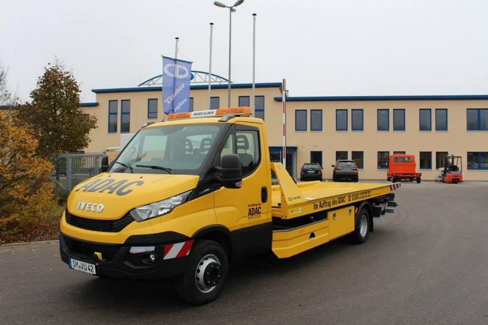 VOLVO Tischer Fahrzeugbau GmbH | Эвакуатор