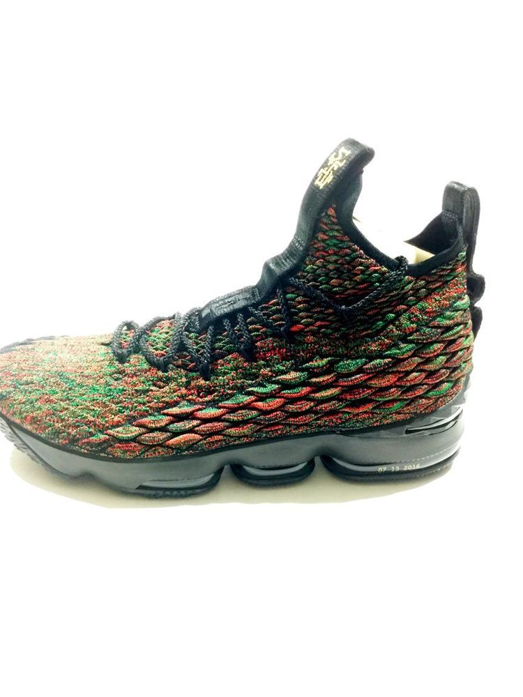 a6e5deca4c094 Nike Lebron 15 Limited BHM in Size 14  Nike  AthleticSneakers ...