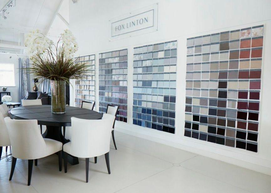 Designerlen Berlin fox linton fabric collections showroom showroom