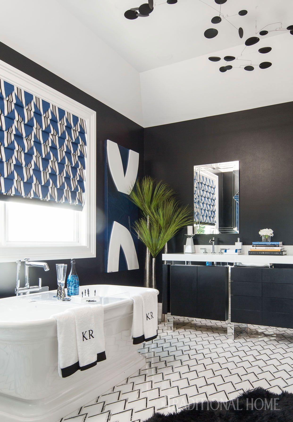 Powder Room By Amy Kartheiser Design: 2017 Hampton Designer Showhouse