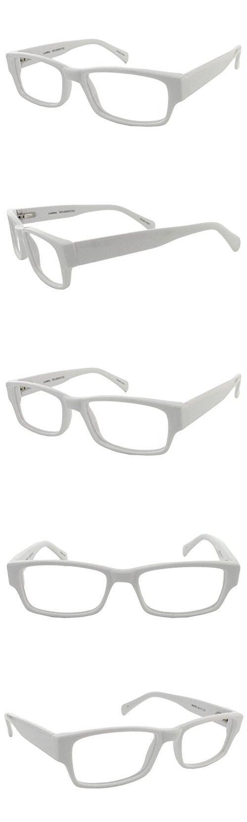 Lunettos Taylor Petite 49 Womens Eyeglass Frames - White