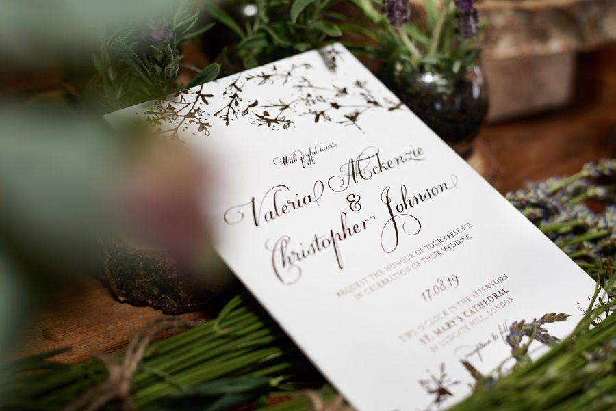 Wedding Inspiration – Luxe Boho Meets Soft Lavender