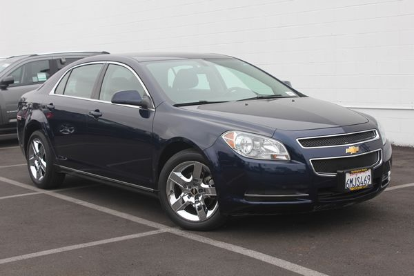 2010 Chevrolet Malibu Lt Huntington Beach Ca Malibu Lt Chevy