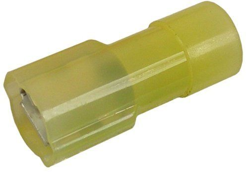 Awe Inspiring Pico 1965Kt 12 10 Awg Yellow Nylon Fully Insulated Electrical Wiring Database Hyediarchgelartorg