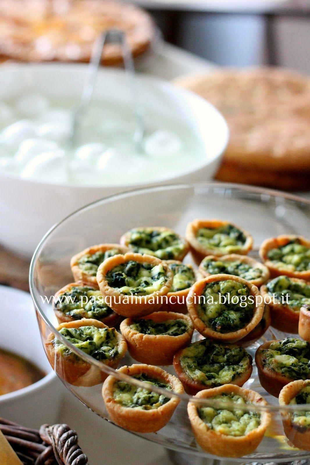 Pasqualina in cucina: Buffet d'Autunno