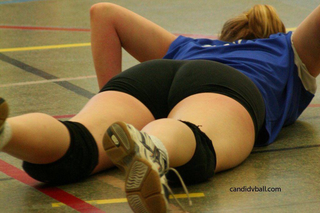 Ass Lying Down