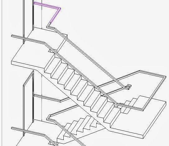 Best Revit Multistorey Railings Story 1 Stair Railing 400 x 300
