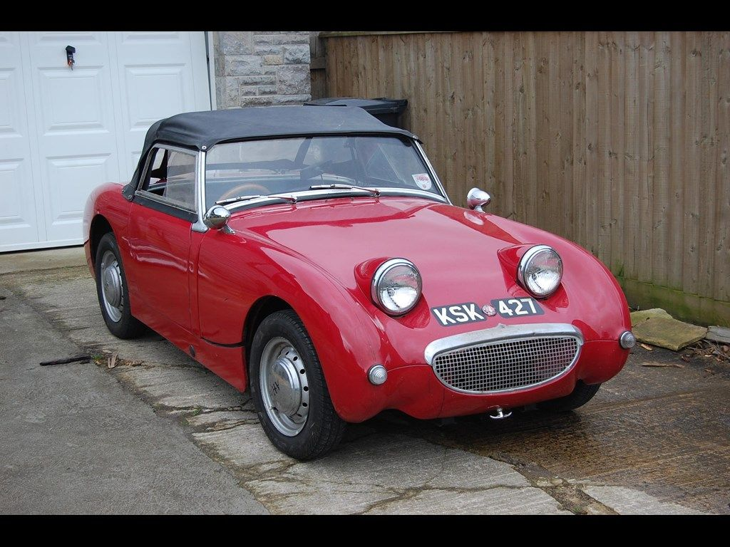 1960 AUSTIN-HEALEY SPRITE MK1 Frogeye for sale | Classic Cars For ...