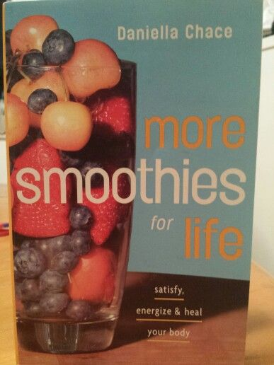 A smoothie a day melts the pounds away!